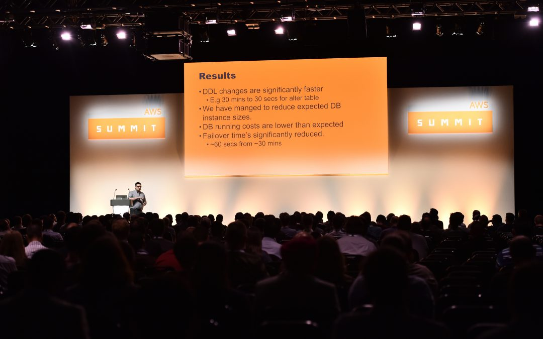 Is an AWS revolution on the cards?