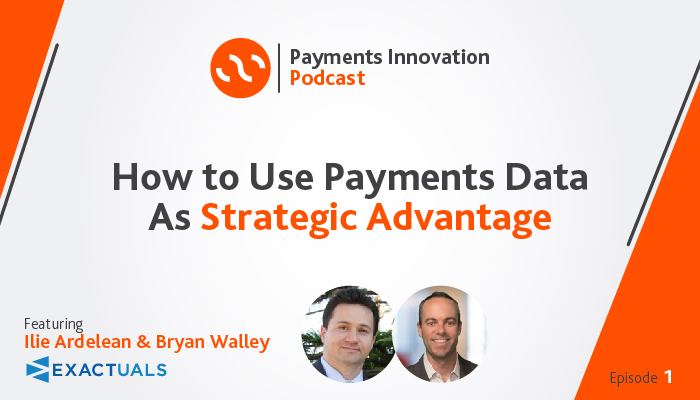 How to use payments data as strategic advantage