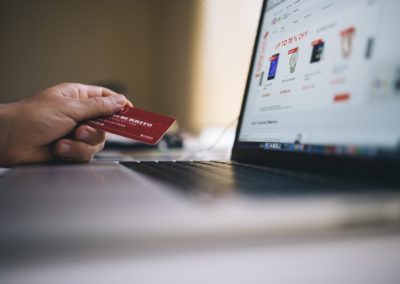 ecommerce paying online