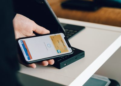 electronic payment processing